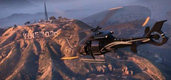 Grand theft auto 5 – ( open mouthed )