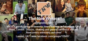 The Neo Writers – Your Friendly Neighbourhood Fanworks Group