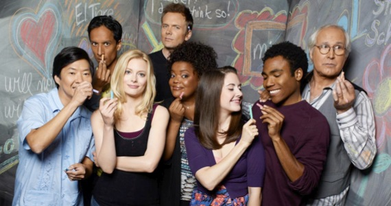 Six Great Things About The Upcoming Season Of Community