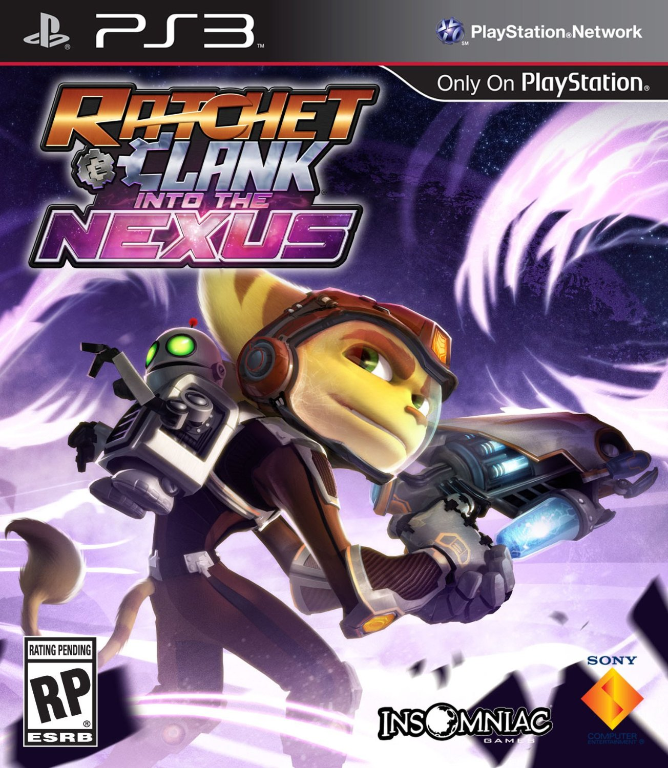 Ratchet and Clank – Into the Nexus – They're Back On Form!