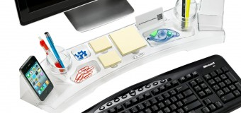 Go-Go-Station – Keep your geek workstation organised in style