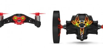 We're looking forward to : Parrot Minidrones!