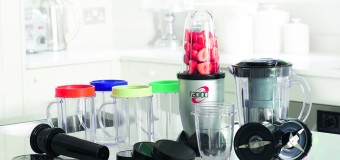 JML's Rapido 8-in-1 blender : Smoothies, milkshakes, food processing and more – oh my!