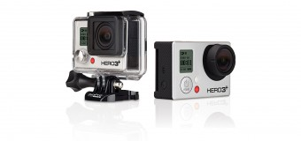 Go Pro Hero 3 + Black Edition – Shoot Epic Video in the Palm of Your Hands!