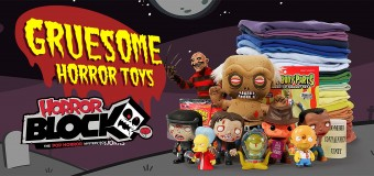 Horror Block – Monthly horror goodies delivered straight to your door!