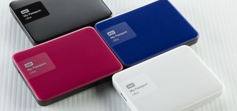 Western Digital My Passport Ultra – A New Range in Stylish, Compact Storage!