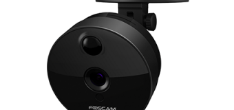 Keep and eye on your home with the incredible Foscam C1 Camera