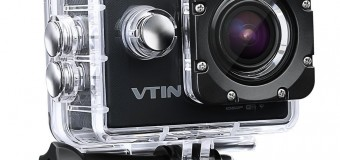 Stunning Sports Action with the Waterproof VicTsing Sports Camera!