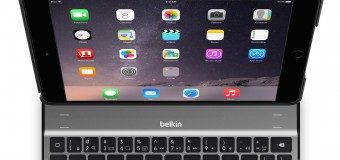 Carefully Crafted Cases for your Tech – it's the Belkin QODE Ultimate Lite Keyboard Case for iPad Air 2