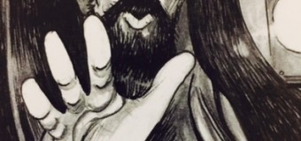 Creeping Comic Terror – it's David Hitchcock and Jason Cobley's Adaptation of 'The Signalman'