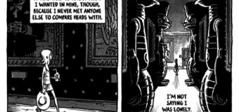 It's Knife-a-clock We Check Out Self Made Hero's The Motherless Oven & The Can Opener's Daughter