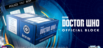 Now at Nerd Block – DOCTOR WHO BLOCKS!