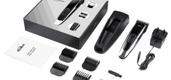 Tech minded grooming – we love the Kealive Hair Clippers!