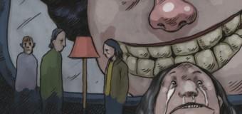 Klaxon – Self Made Hero Surreal Suburban Nightmare!