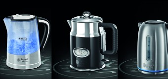 Amazing Appliances for your Kitchen ! Our Choice in Russell Hobbs Kettle range!