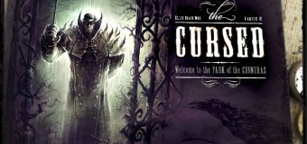 Vivacious Victoriana with The Black'Mor Chronicles – 'The Cursed : Welcome to the Park of the Chimeras'