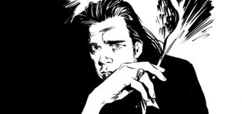 Discovering the man with the Red Right Hand – SelfMadeHero's Nick Cave 'Mercy on Me'