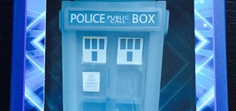 It's way bigger on the inside – it's the epic Dr Who Nerd Block!