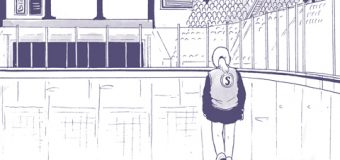 Following the Tormented Tale of Tille Walden – SelfMadeHero's Spinning