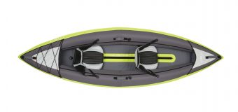 Impressive Inflatable Kayaks! It's the Inflatable 2-Man Kayak From Itwit!