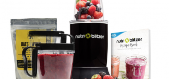 Brilliant Blending with the JML Blender Nutri Blitzer