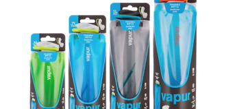 Desirable Drinking Bottles with The Incredible Vapur!