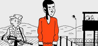 Illustrated Incarceration With SelfMadeHero's 'Guantanamo Kid'