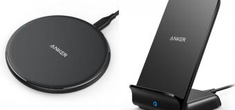 Championing Chargers with Anker's Wireless PowerWave and Charging Stand.