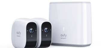 Creative, Connected Cameras with eufy's Wireless Security eufyCam E 2-Cam Wireless Home Security Camera System