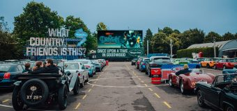 Secret Cinema 'The Drive-In' Just Four Weeks Left!