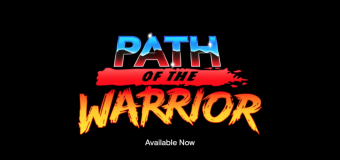 Arcade Awesomeness with Path of the Warrior on Oculus Quest.