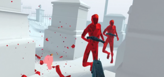 Superb Shooting with Superhot VR!